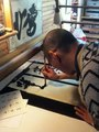 Lin Chi-Yi,  Maître de Calligraphie chinoise  Nice,