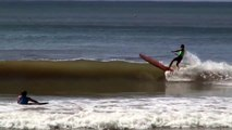 Noosa Festival of Surfing 2013: The Finals of The Joel Tudor Duct Tape Invitational