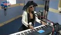 Lady GaGa Paparazzi Piano Version Live