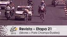 Revista - Etapa 21 (Sèvres - Grand Paris Seine Ouest > Paris Champs-Élysées) - Tour de France 2015