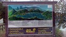 Bad Tölz, Germany: charming town on the German Alpine Road  (Deutsche Alpenstrasse)