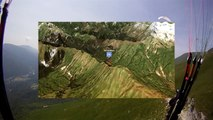 Gleitschirm XC in Slowenien - mit dem 1er auf Strecke