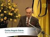 Uniandes - Discurso del rector Carlos Angulo Galvis - Ceremonia de grados 2010-1
