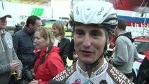 Cyclisme - TDF 2015 - 21e étape : Vuillermoz « Un très bon bilan »