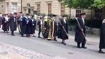 Encaenia - Oxford University Annual ceremony