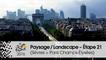 Paysage du jour / Landscape of the day - Étape 21 (Sèvres - Grand Paris Seine Ouest > Paris Champs-Élysées) - Tour de France 2015