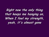 You Can't Hurry Love by The Supremes w/ lyrics