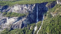 Famed Geiranger Fjord. Norway, Fjords Cruise with Costa Cruise...BEFORE Schettino ...