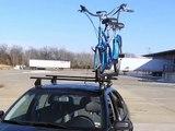 Thule Tandem Roof Mounted Bike Rack Review - etrailer.com