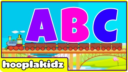 ABC Song (LondonBridge) - Nursery Rhyme