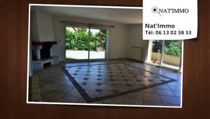 ANTIBES - Maison  6 Pièce(s) 201 m²  à vendre vue mer piscine proche centre antibes