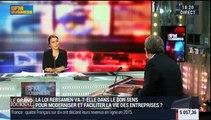 Passage média - BFM Business - J.Thouvenel- Dialogue social