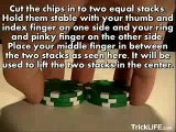 How to shuffle poker chips like a poker pro