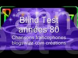 blind test annees 80