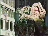 Fraggle Rock Float in MACYS PARADE