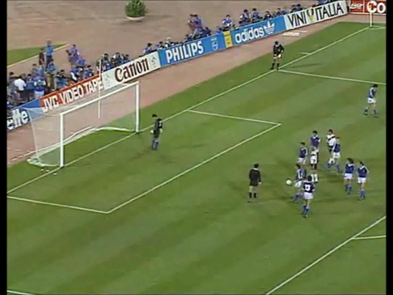 Alemanha 1 x 0 Argentina (Copa do Mundo 1990)