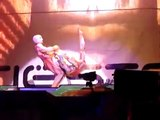 Tiesto Vegas cirque du soleil dancers