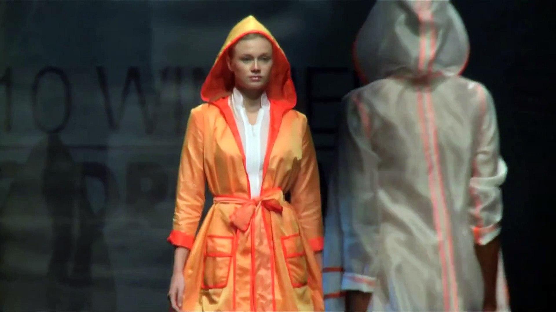 African Fashion show 2012 collection: Fashion designer Cleo Droomer, SA Fashion Week