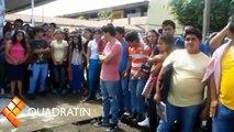 ALUMNOS DE LA UPN SE UNEN A PROTESTAS CONTRA LA REFORMA EDUCATIVA