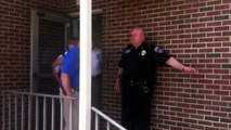 Video Dylann Roof arrest video