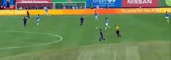 David Villa Goal (Pirlo Amazing Skills) - New York City vs Orlando City 5-3 MLS 2015 HD