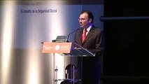 Mensaje del Secretario de Hacienda, Luis Videgaray, en la 23ª. Convención de Aseguradores de México