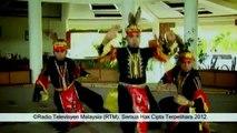 Kump. Kebudayaan & Kesenian UiTM Sabah - Tarian Murut