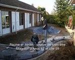 Création jardin et bassin japonais - Paysagiste - Piscine et Jardin - 59 62 80