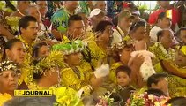 Eglise protestante maòhi  inauguration du centre Hurepiti à Tahaa