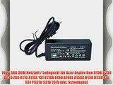 19V 158A 30W Netzteil / Ladeger?t f?r Acer Aspire One D150 D250 D255 ZG5 A110 A110L 751 A110X