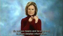 Closed Captioning Problems? Call us!