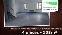 A louer - Maison/Villa - SAINT-MAXIMIN-LA-SAINTE-BAUME (83470) - 4 pièces - 105m²