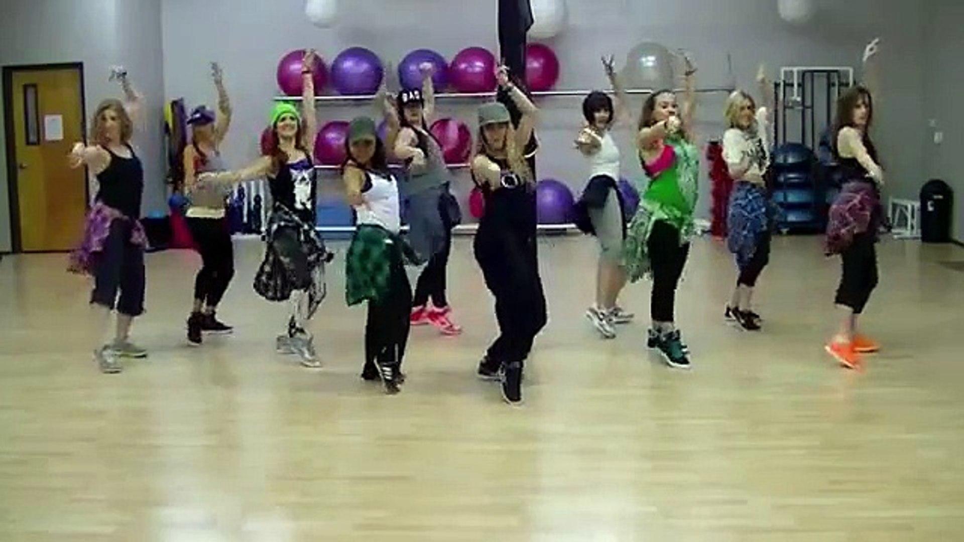 'Talk Dirty' Jason Derulo - DANCE FITNESS