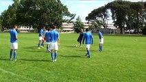 Le Pôle Espoirs de la Ligue de Football d'Aquitaine