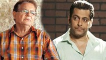 Father Salim Khan LASHES OUT At Salman Khan Over Yakub Memon Tweet