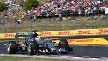 GP Hongrie - Vettel sort de la mêlée en Hongrie