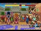 Super Street Fighter II Snes (Chun Li)