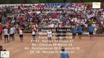 Mène 7, finale France Quadrettes 2015, Sport Boules, Saint-Denis-lès-Bourg 2015