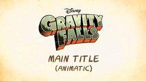 Gravity Falls Intro (Animatic)