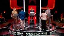 Helene Gateau & Didier Gustin -  1ère manche - Émission du 25.07.15