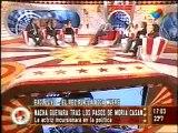Moria Casán vs Nacha Guevara ('Intrusos')