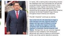 Exit Chávez, Torture Crimes, Silent Cardinals - New World Next Week