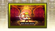 Nintendo 3DS - The Legend of Zelda: Tri Force Heroes E3 2015 Trailer (Official Trailer)