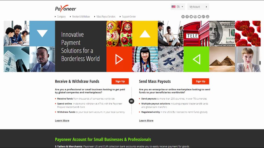 How to Reset Your Payoneer Account Password