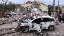 Somalia, attentato in un hotel di Mogadiscio, almeno sei morti