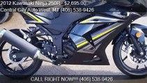 2012 Kawasaki Ninja 250R  for sale in Lewistown, MT 59457 at