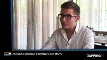 """Jacques Séguéla : """"Même si on est clochard, on peut arriver à mettre de côté 1.500 euros"""""""