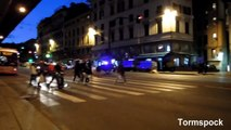 Carabinieri+ Guardia di Finanza- Carabinieri responding code3 +Guardia di Finanza