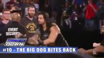 Top 10 WWE Smack Down Moments