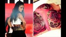 New Celebrity Tattoos - Miley Cyrus, Cheryl Cole, Justin Bieber, Rihanna & More Get Inked